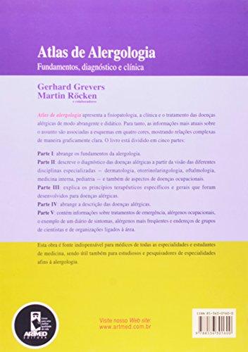 Atlas de Alergologia. Fundamentos, Diagnóstico e Clínica