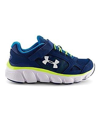 Under Armour Little Boys' Pre-School UA Assert V AC Running Shoes