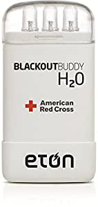 The American Red Cross Blackout Buddy H2O water-activated, emergency light, ARCBBH2010W-SNG