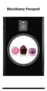 Carcasa Blackberry Passport Design My favorites Cakes