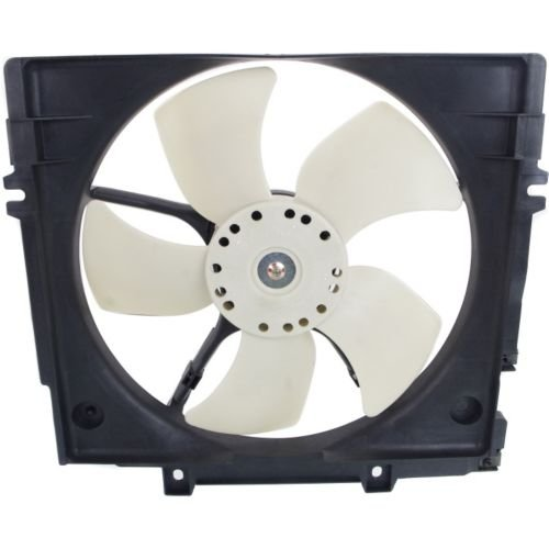 Make Auto Parts Manufacturing - LEGACY 95-99 RADIATOR FAN SHROUD ASSEMBLY - SU3115113