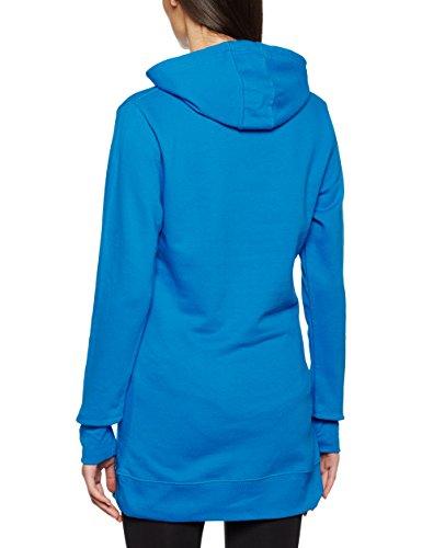 Just Hoods - Sudadera con capucha para hombre azul - Blue - Sapphire Blue
