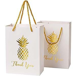 Amazon.com: Key SPRING Bolsas de regalo de agradecimiento de ...