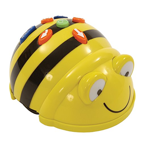 Bee-Bot TTS Group Starter Set Helps to Teach Algorithms | Improve Directional Language and Programming Skills | Handy Storage Solution & Sequence Cards by Bee-Bot (Image #1)