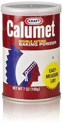 Calumet Baking Powder, 7 Oz from Kraft Foods, Inc.
