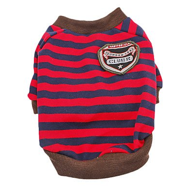 buw-clue-r-style-stripe-pattern-t-shirt-for-dogs-l-size-pet-stores-t-shirt-shop-fashion-dog-clothes