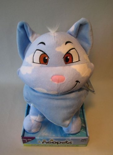 Neopets Jumbo Collector Plush Series 2 Cloud Wocky by Neopets