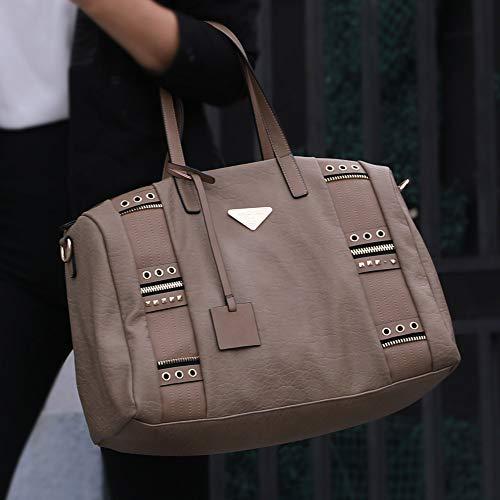 MAIDUDU Casual Women's Handbag & Retro Elements Tote Bag & Shoulder Bag with Large Capacity for Laptop