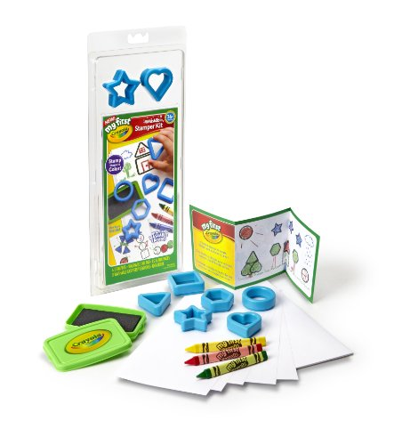 Crayola MF Washable Stamper Kit
