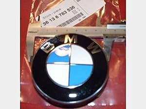BMW 36-13-6-783-536 1 Series 3 Series 5 Series M Models X3 SAV X5 SAV Z4 Models 6 Series Hubcap by BMW