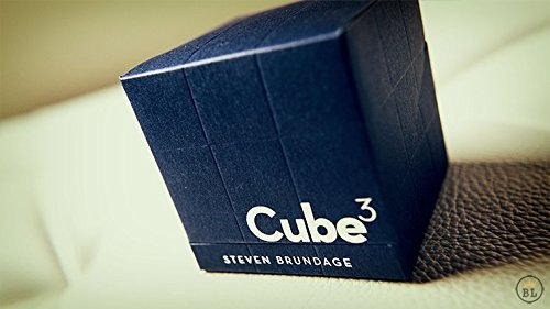 Cube 3 By Steven Brundage - Trick by Murphy's -