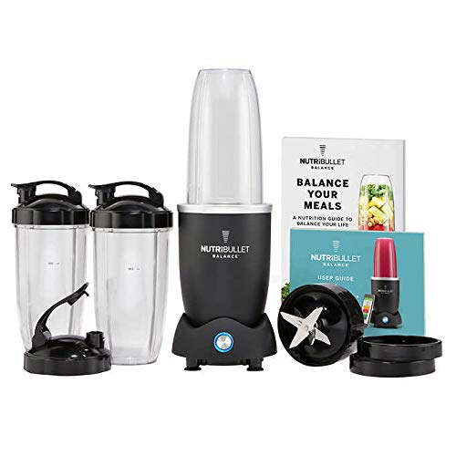 NutriBullet Balance Bluetooth-Enabled Smart Blender