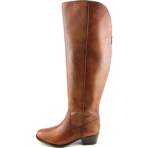 INC International Concepts Beverley Wide Calf Mujer Piel Bota