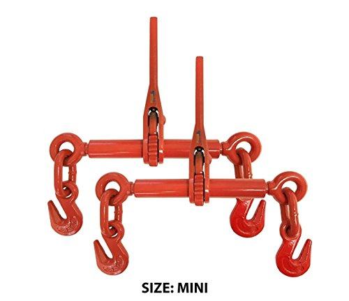 Truck Trailer Load Binder Ratchet Chain Binder For 1/4 In