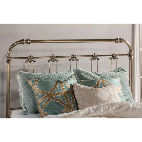 - Hillsdale Furniture Samantha Headboard (Duo Panel) - King - Headboard Frame Not Included