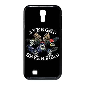Avenged Sevenfold theme pattern design For Samsung Galaxy S4 I9500 Phone Case