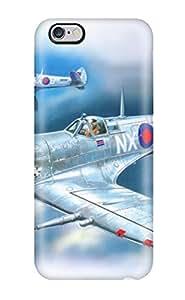 Iphone 6 Plus Case Cover Skin : Premium High Quality Aircraft Case