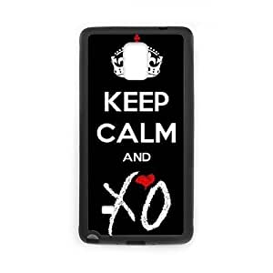 The Weeknd XO Brand New Cover Case for Samsung Galaxy Note 4,diy case cover ygtg-787608 WANGJING JINDA