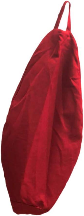 Copertura per Poltrona A Sacco Fodere da Divano in Lino Accessorio Vino 60x75cm