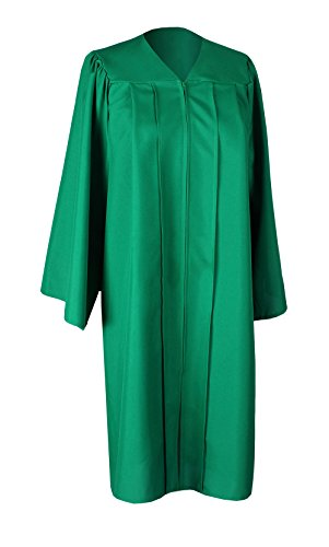 GraduationForYou Unisex Adults Choir Robes Graduation Matte Gown Only -