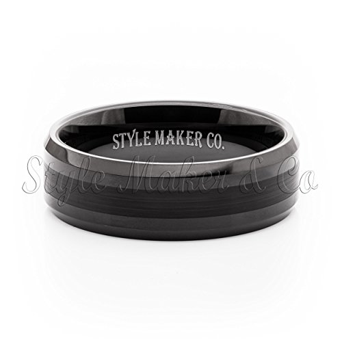 tungsten-carbide-mens-ring-wedding-anniversary-band-black-7-13