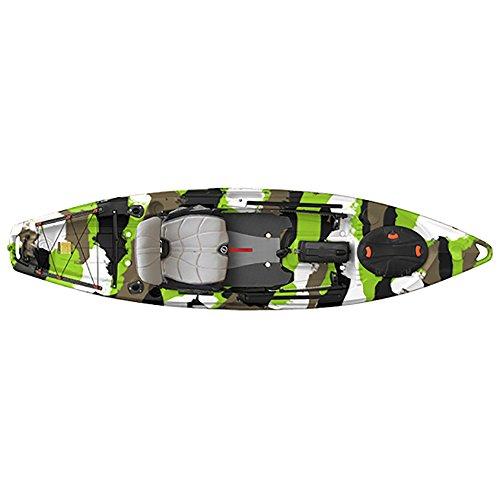 Feel Free Lure 11.5 Fishing Kayak 2016 - 11ft6/Lime Camo -  Feelfree, 67174