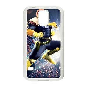 Samsung Galaxy S5 Cell Phone Case White Super Smash Bros Captain Falcon Y8C1JY