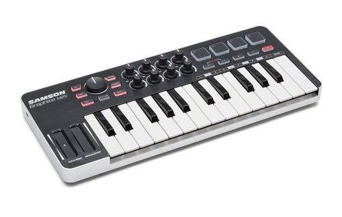 Samson Graphite M25 Mini USB MIDI Controller by Samson Technologies