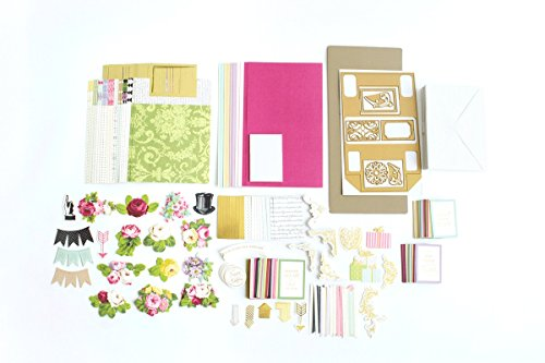 Anna Griffin AG-523H Fancy Flip Card Kit Die Single Anna Griffin Die Cut