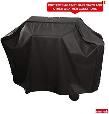 Barbecook Brahma Housse de Protection, Noir, 150x56x105 cm
