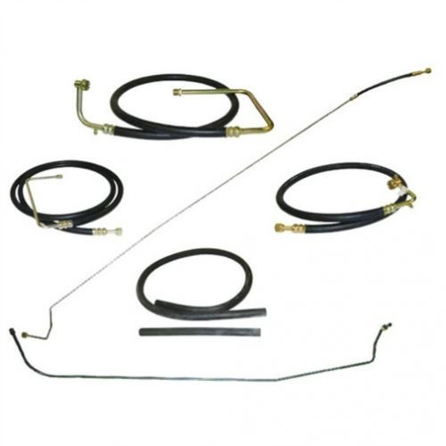amazon com: all states ag parts air conditioning hose line kit international  5088 3288 3088 3488 5488 3688 5288 143107c1: garden & outdoor