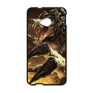 HTC One M7 Cell Phone Case Black League of Legends Renekton 0 VB6029431