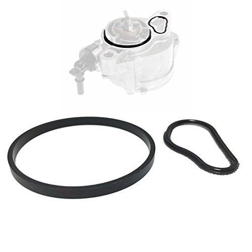 BRAKE VACUUM PUMP GASKET SET: