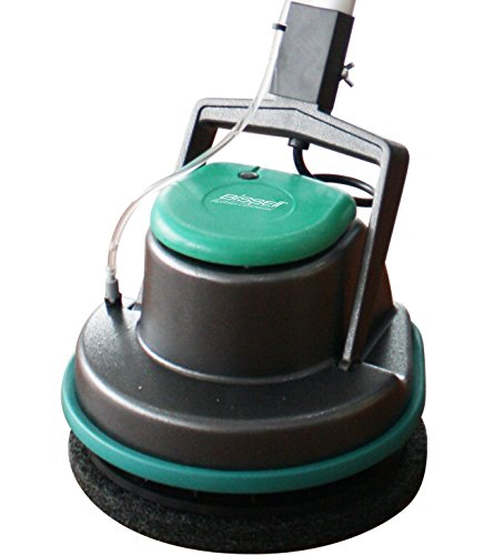 Easy To Clean Commercial Industrial Flooring: BISSELL BigGreen Commercial Easy Motion Floor Machine