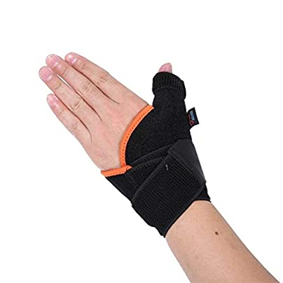 WANGYAN1886-Sports wristband Pcs Arthritis Gloves Hands Spica Thumb Pulse Medical Support Brace Stabilizer Arthritis Outdoor wrist straps Estimated Price £23.58 -