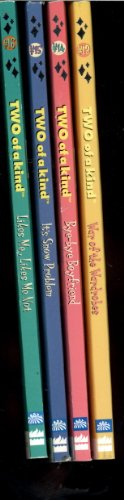 Mary-Kate & Ashley! Two of a Kind Set - Books 13 to 16 (Likes Me, Likes Me Not, It's Snow Problem, Bye-bye-boy-friend, War of the Wardrobes)