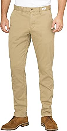 TOMMY HILFIGER Men's Mercer Chino Pant, Tuscan Tan, 40