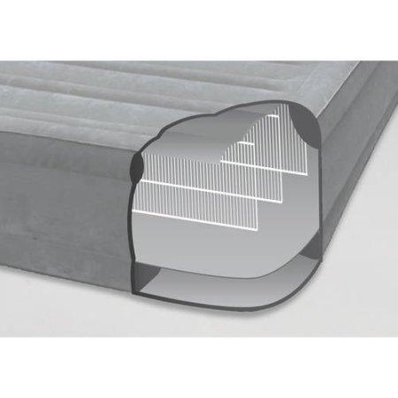 DuraBeam Airbed Mattress Comfort Plush Mid-Rise, Queen