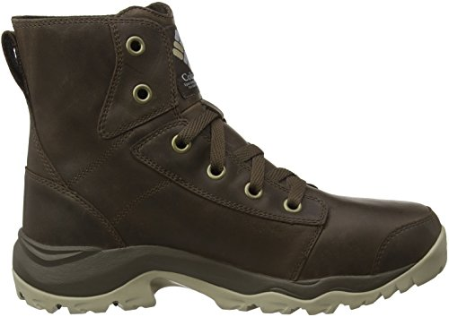 231 Uomo Stivali Camden Escursionismo Columbia Marrone Chukka Alti Leather cordovan Da Outdry Grey O8q7R