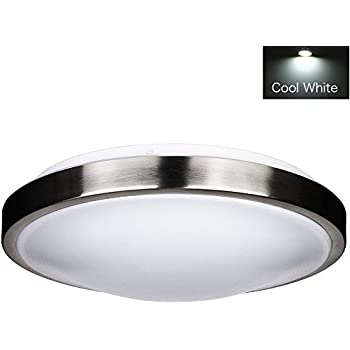 Xing ruiying motion sensor led ceiling lights flush mount lantu creative led flush mount ceiling light round ceiling lamp surface panel light mounted downlight aloadofball Image collections