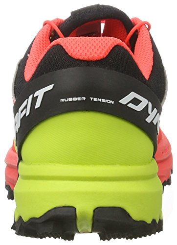 DYNAFIT Alpine Pro W, Scarpe da Trail Running Donna Multicolore (Black/Lime Punch)