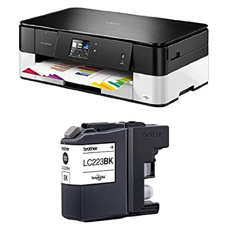 Brother DCPJ4120DW - Impresora multifunción con inyección de ...