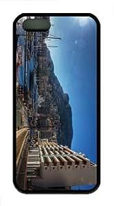 pretty cases Monaco TPU Black Case for iphon 5/5S