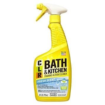 Clr Bath Kitchen Multi Surface Cleaner 3pc