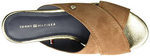 Tommy Hilfiger Dame E1285lmy 21b Plateau Brun (sommer Cognac 929) VyNPeQyLwS