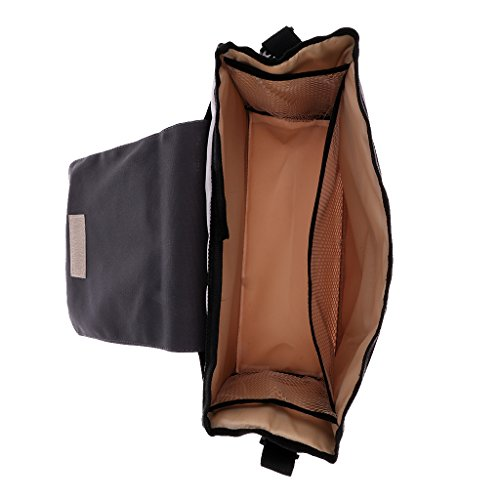 Fenteer as Shoulder Mummy Pink described Bag Diaper Baby Changing Multifunction Bag Pink Nappy Stroller Buggy qRqwx8rZ7