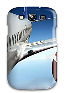Forever Collectibles Flight Hard Snap-on Galaxy S3 Case