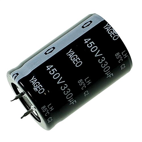 Snap-In Electrolytic Capacitor 330/µF 450V 85/°C ; LH450M0330BPF-3045 ; 330uF