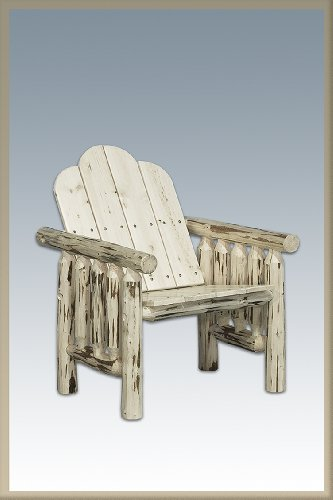 Montana Woodworks Collection Deck Chair
