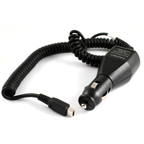 Blackberry 8350i Car Charger - 3